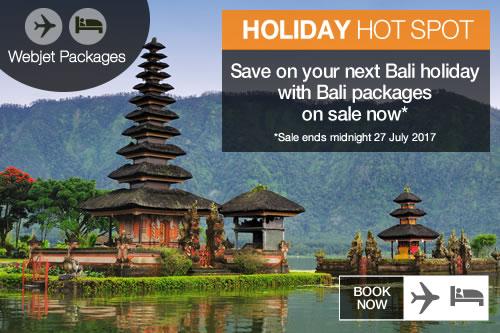 Bali Holiday Hot Spot