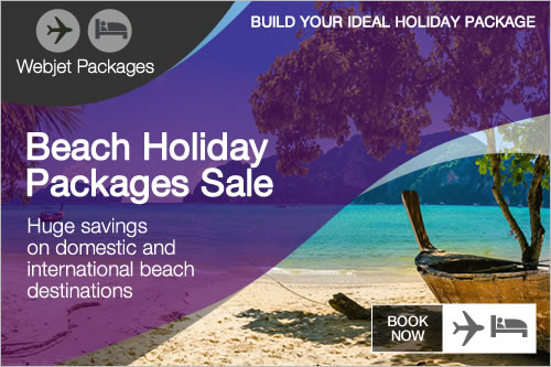 Holiday Packages | Webjet Packages