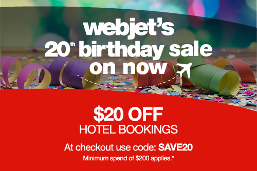 Hotel Coupon Code Bday Sale