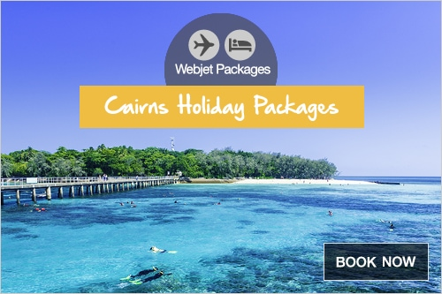 Cairns Holiday Packages