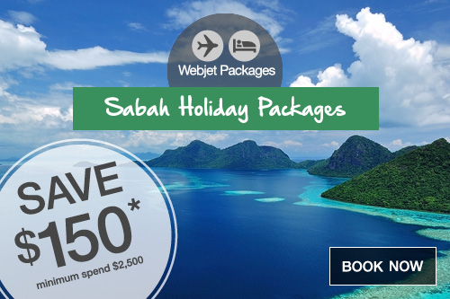 Sabah Packages