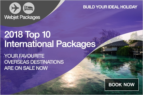 Packages Holiday Top 10