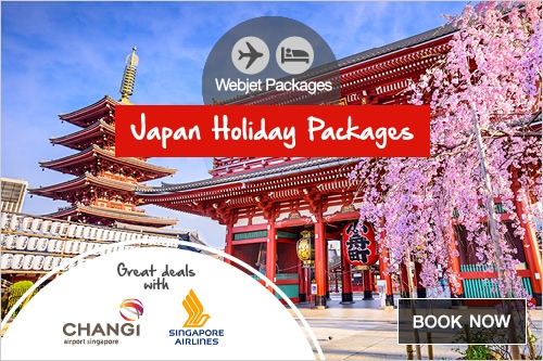 Japan Packages