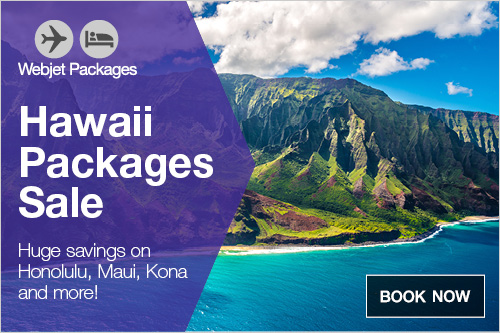 Hawaii Packages