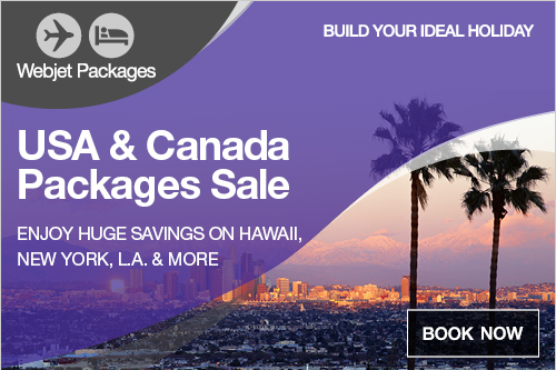 USA & Canada Packages