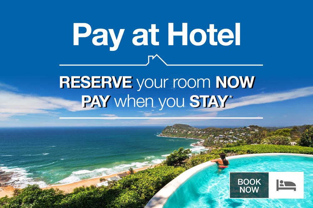 Pay At Hotel